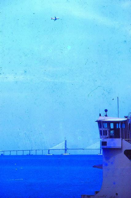Found Slides: Shades of Blue 02