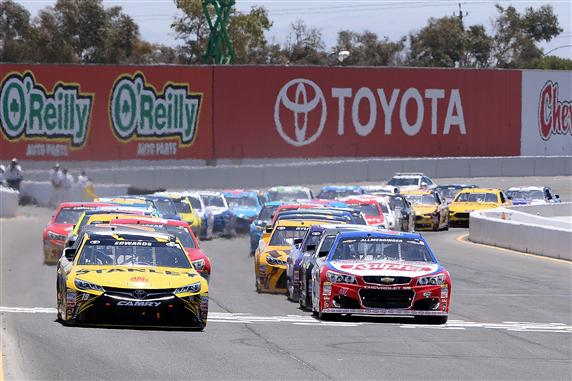 NASCAR Notes: Odds to win 2017 Toyota/Save Mart 350 at Sonoma