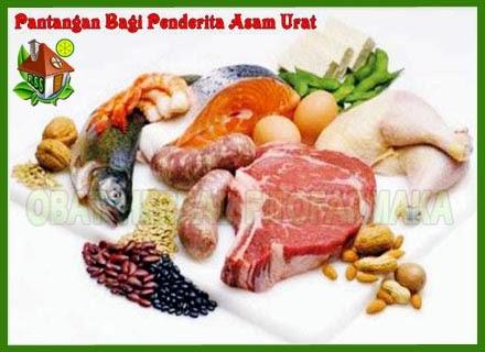 makanan penyabab asam urat, jeroan, seafood, udang, cumi-cumi, sarden, daging kambing, daging sapi