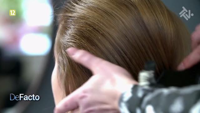 De Facto - włosy