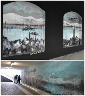 street art Kristina Milakovic