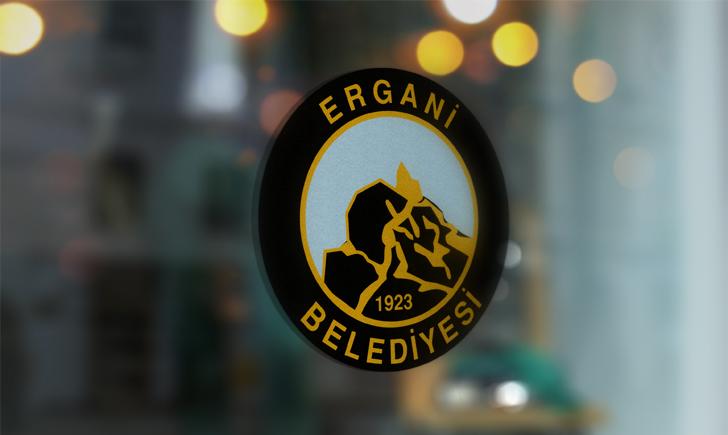 Diyarbakır Ergani Belediyesi Vektörel Logosu