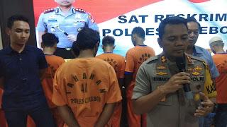 Satreskrim Polres Cirebon Ciduk Pelaku Pencabulan