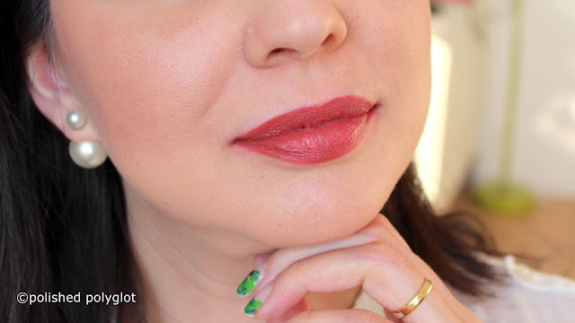 Urban Decay Vice Lipstick in Carnal