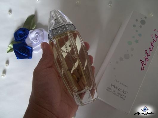Perfume Astería Floral Frutal
