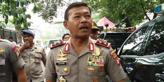 Mengenal Idham Azis, Jenderal Berpengalaman di Bidang Teror Kini jadi Kabareskrim
