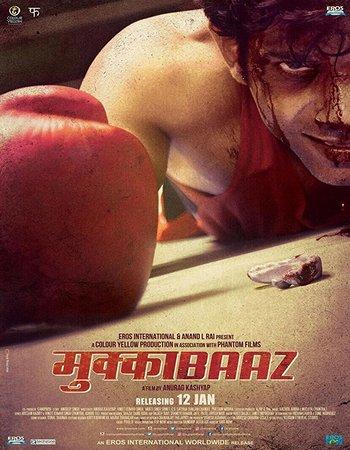 Mukkabaaz (2018) Hindi 720p HDRip x264