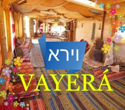 Parashat Vayerá