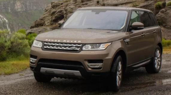 Range Rover Terbaru