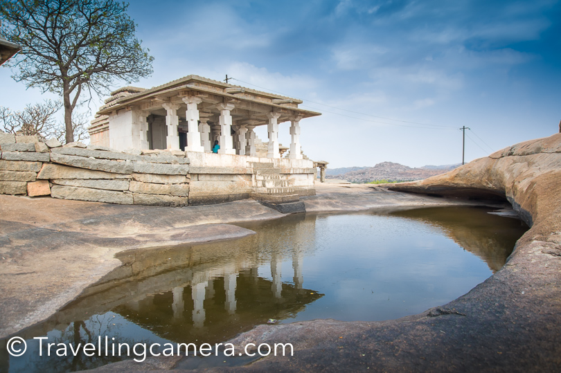 Matunga Hill : If there is a place which can offer you brilliant aerial views of Hampi, Matunga Hill is that place.