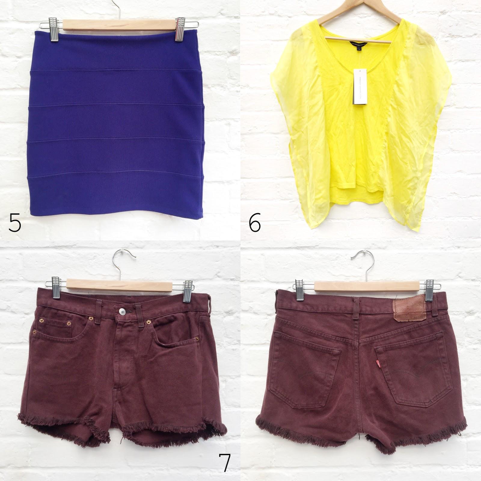 yellow dress size 5 38