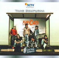 Kangen Band - Cinta Yang Sempurna ( Karaoke )