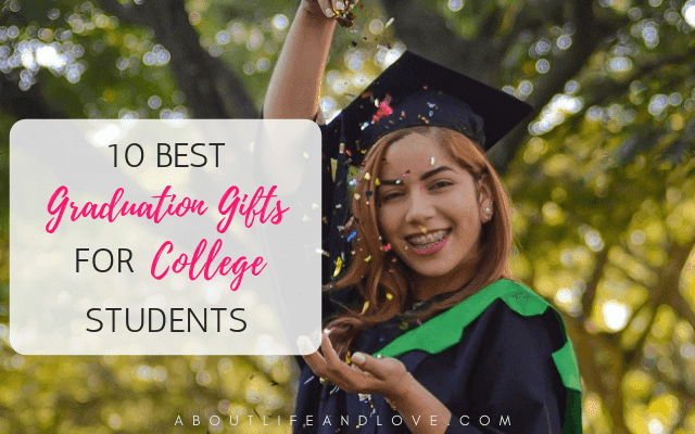 10 Best Graduation Gifts For College Students