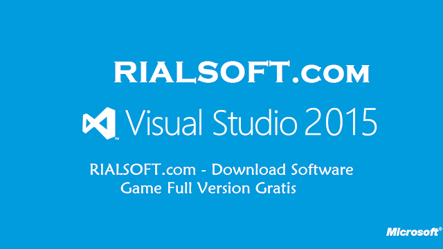 RIALSOFT.com - Microsoft Visual Studio 2015 All Edition Full Version with Serial Key