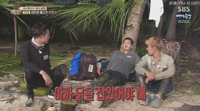 Law of The Jungle in Cook Islands Episode 300 Subtitle Indonesia