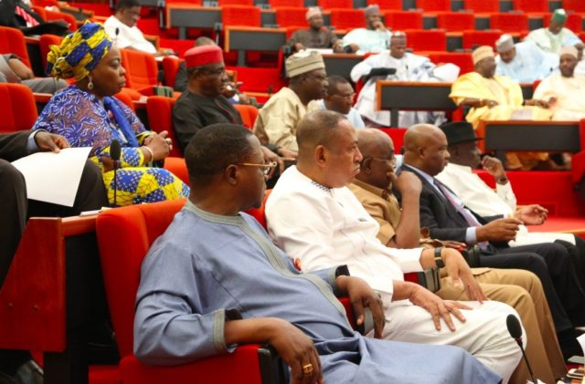 Buhari Support Organisation Moves To Shut Down Senate