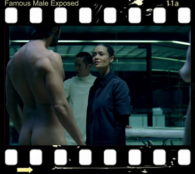Westworld Nude Scenes
