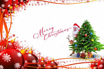 merry christmas images card