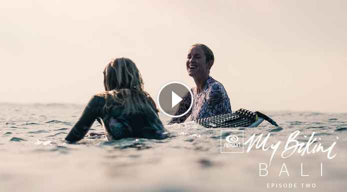 Rip Curl Women Reef Cuts Monkeys And Barrels Join In On The MyBikini Mayhem Episode 2
