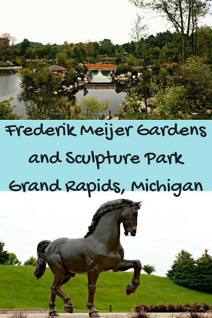 Frederik Meijer Gardens and Sculpture Park Grand Rapids, Michigan