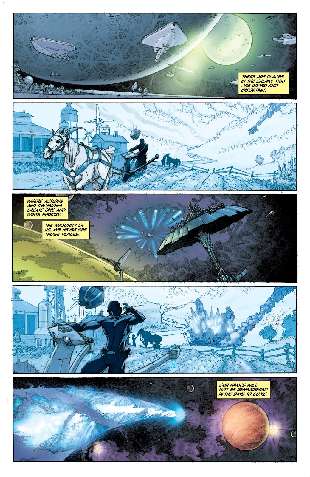 Read online Star Wars Legends Epic Collection: The Menace Revealed comic -  Issue # TPB (Part 4) - 85