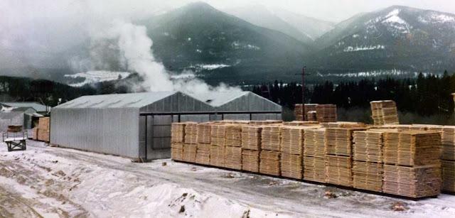 Kiln Dried Wood - Lumber