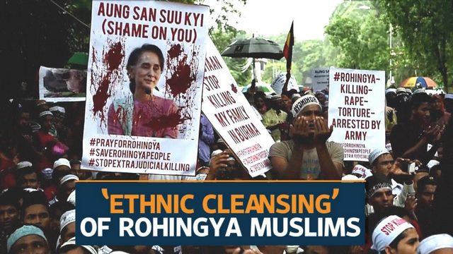Suu Kyi Janji Bersikap Transparan Selesaikan Kasus Rohingya
