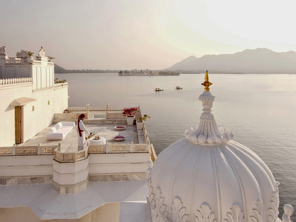 Taj Lake Palace, A luxury heritage hotel in Rajasthan