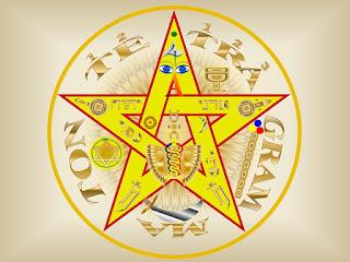 Azf Circulo Pentagrama Pentagrama De Foc