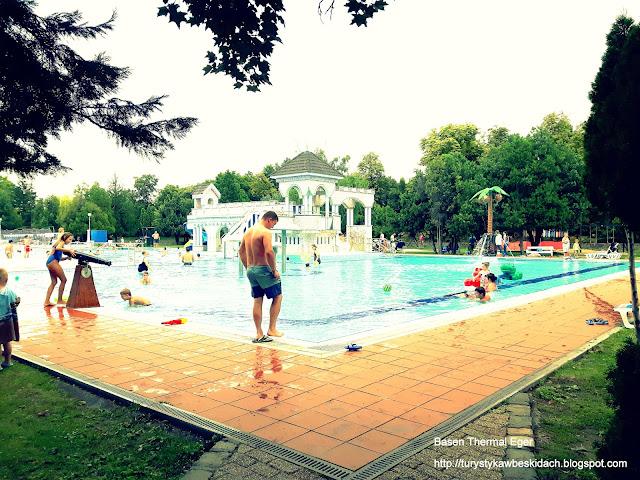 Aquapark Eger Dawid Kontroluje Temperaturę Wody :D