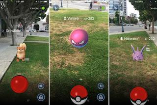 'Pokémon Go' 'por trás' de 300 casos de polícia na Inglaterra e País de Gales