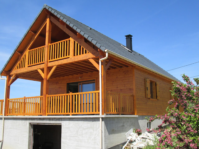 Maison ossature bois AMDT