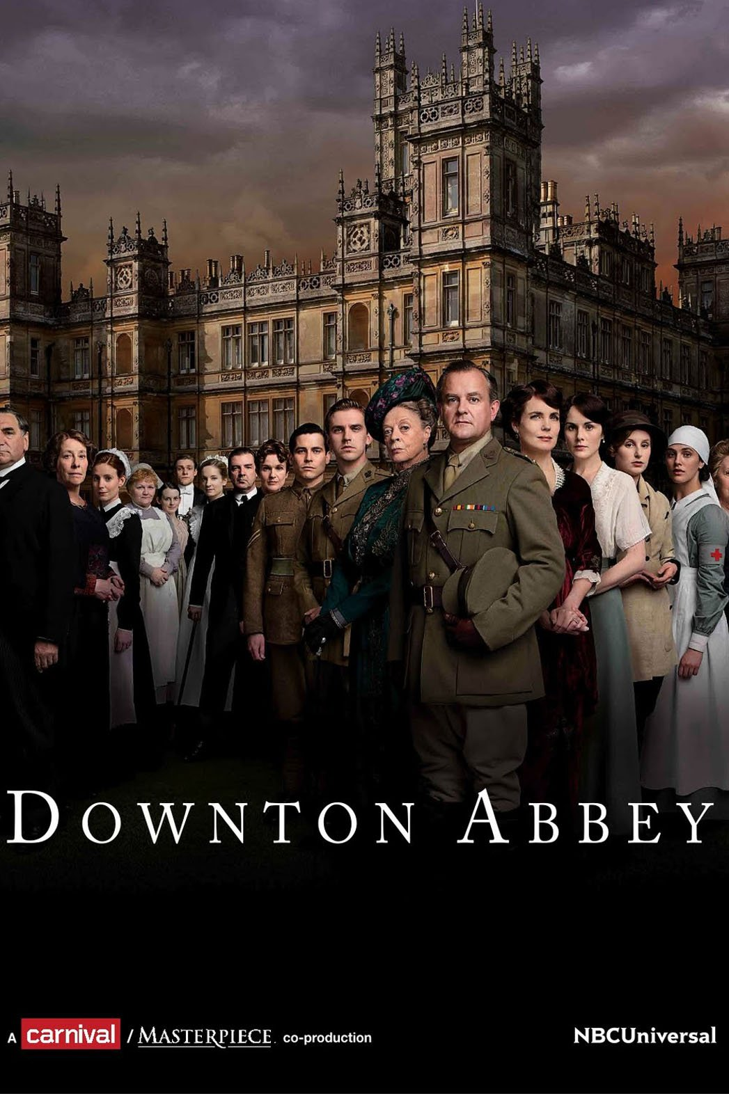 Downton Abbey 2015: Season 6