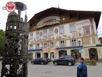 Oberammergau, Baviera