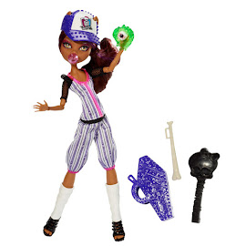 MH Ghoul Sports Dolls