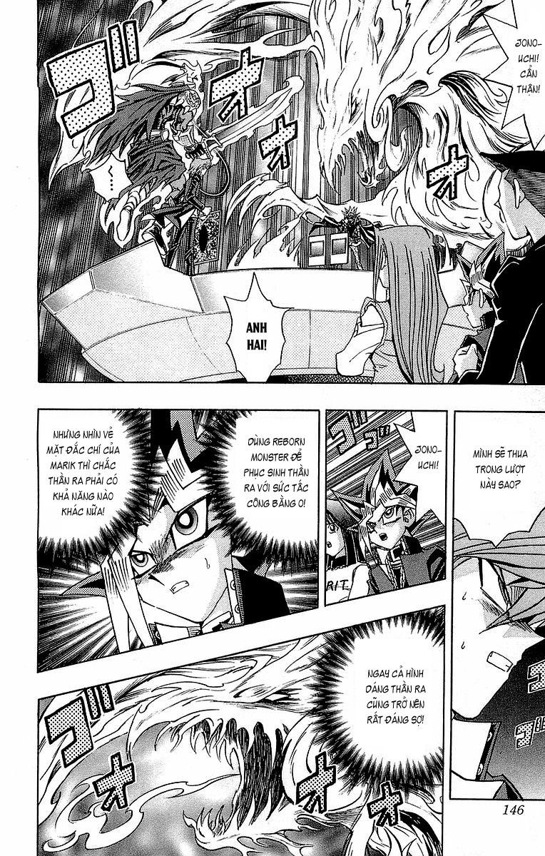 YUGI-OH! chap 249 - phượng hoàng bất tử trang 4