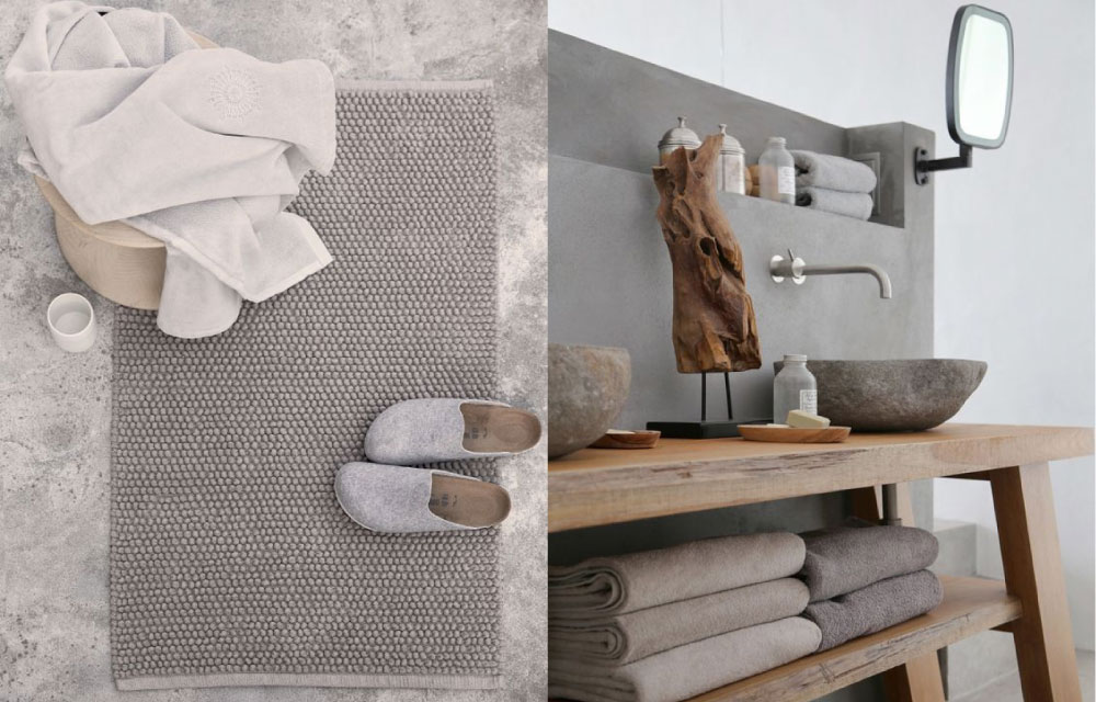 Stile naturale in bagno: idee e consigli | Blog di arredamento e ...