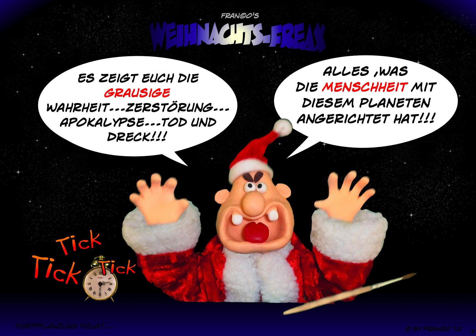 Weihnachten Ende