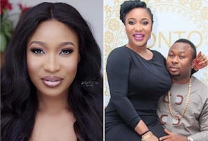 """Go take care of your daughter, my friend's brother went to jail because of a fraud you committed""- Tonto Dikeh to ex husband"
