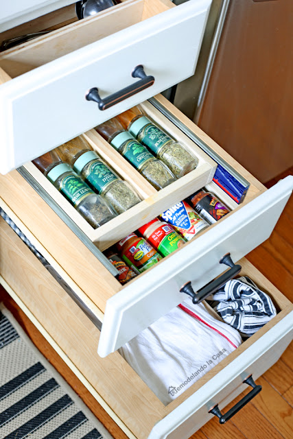 how to make a double layer drawer