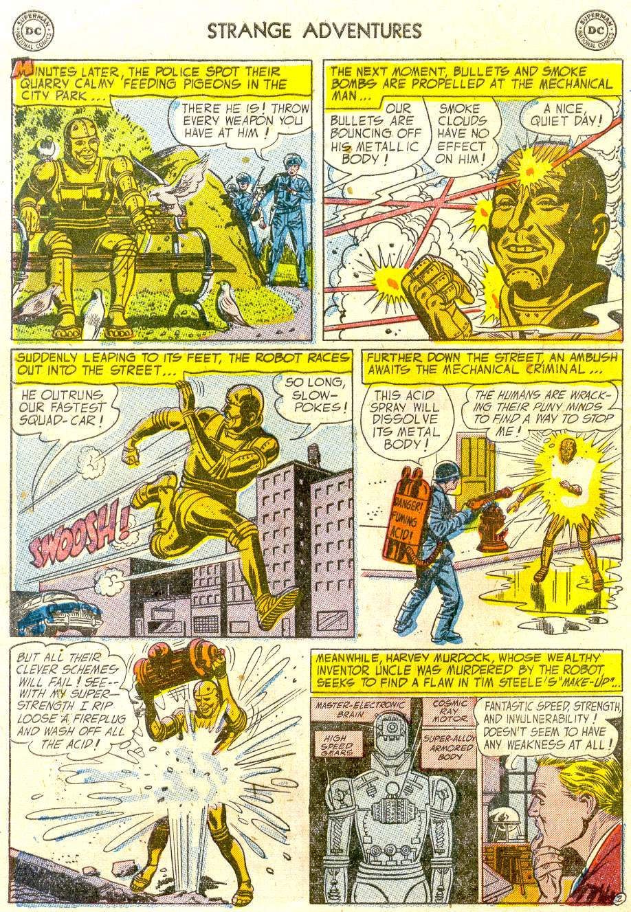 Strange Adventures (1950) issue 54 - Page 28