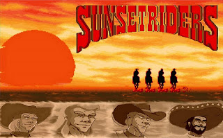 Arcade Sunset Riders