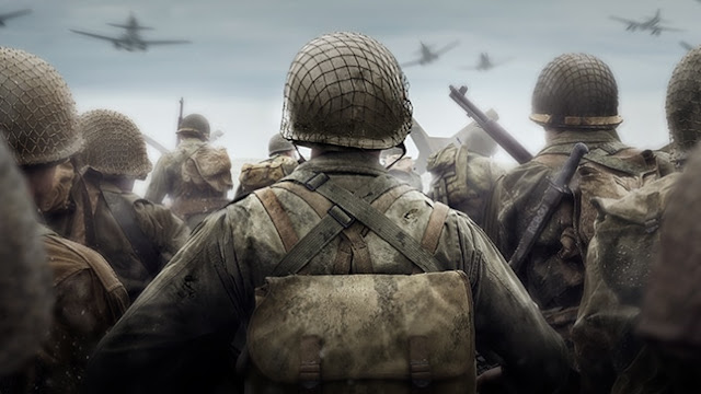 Call Of Duty WWII HD Wallpapers Free Download
