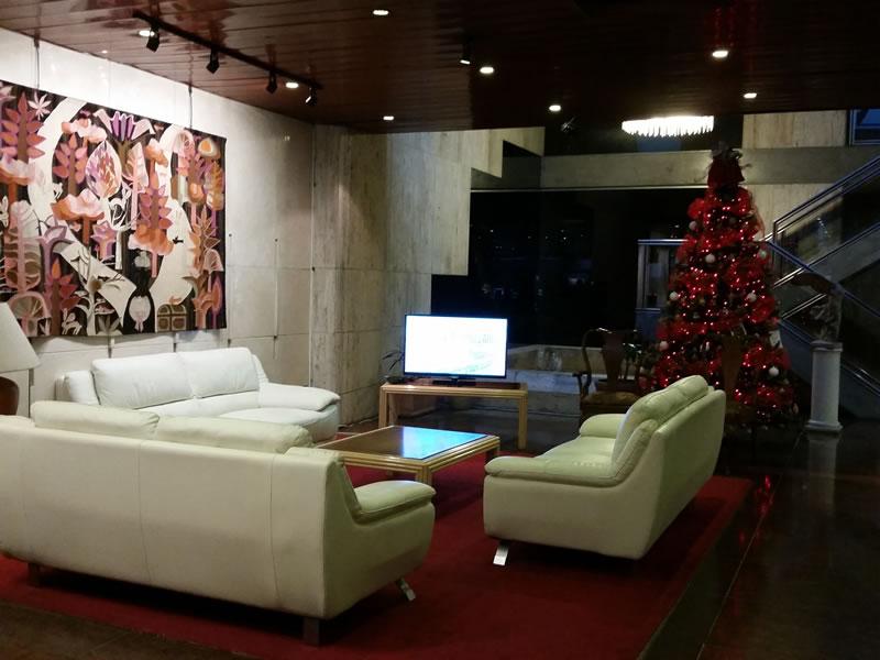 Hotel Embajador Montevidéu