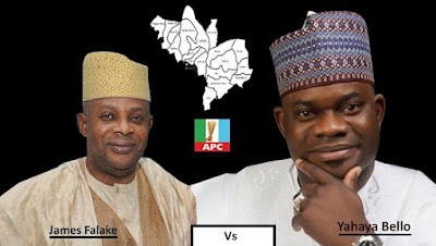 Yahaya bello and Faleke