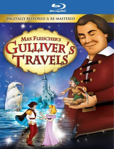 Gulliver S Travels Cartoon Series