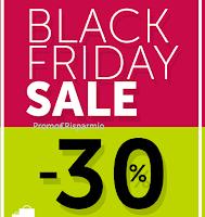 Logo Carpisa e Yamamay: Black Friday con sconti del 30%