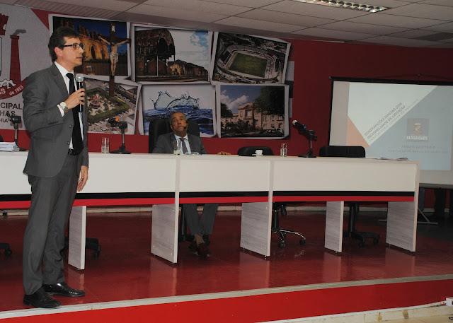 Câmara de Vereadores de Alagoinhas tem mais uma sessão polêmica