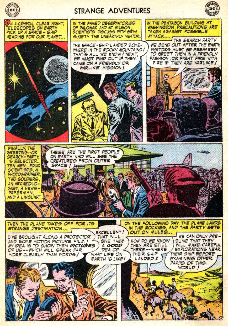 Strange Adventures (1950) issue 49 - Page 4