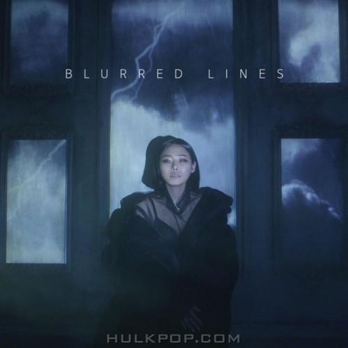 CHEETAH – BLURRED LINES (Feat. HANHAE) – Single
